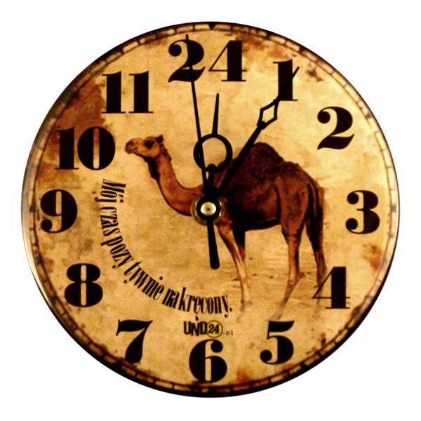 Zegar Dromader 24 godziny